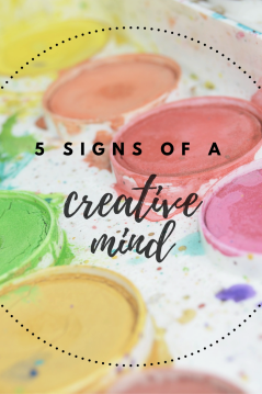 Creative Mind Pinterest