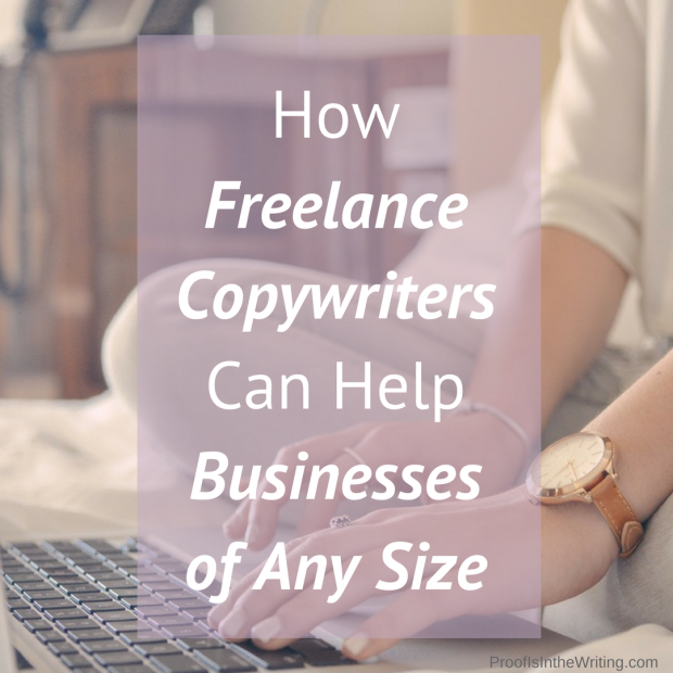 How Freelance Copywriters Can Help Businesses of Any Size
