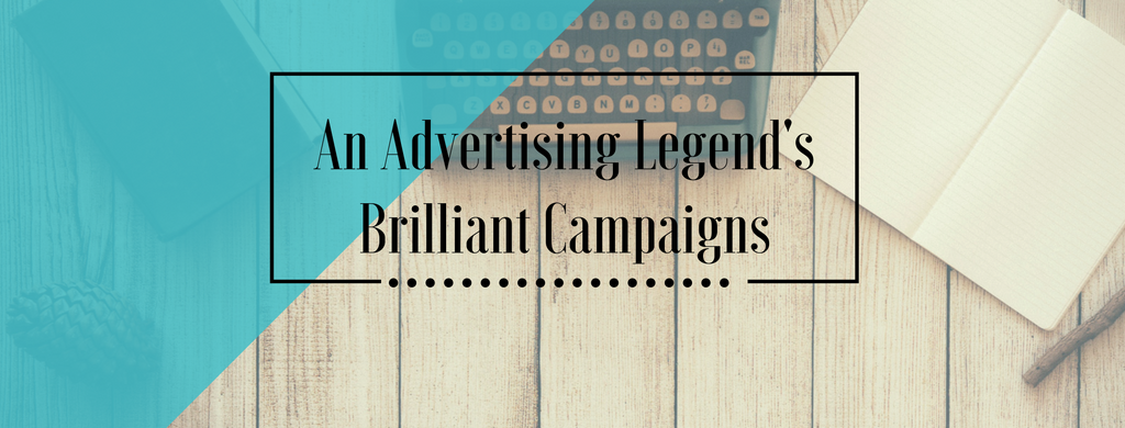 Famous Advertisers in History: David Ogilvy