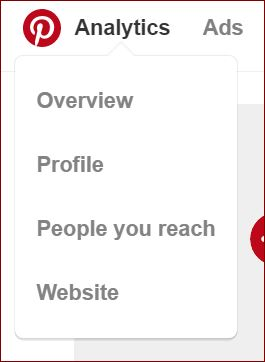 A Pinterest for Business account lets you track your reach, repins, and audience