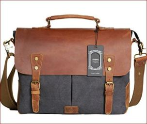 This laptop bag will help solopreneurs take their work with them wherever they go.