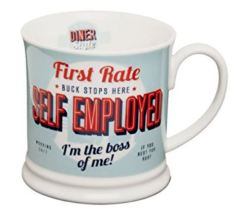 Freelancers and solopreneurs, enjoy this mug!